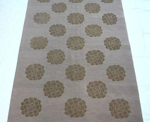 Hand Made Rug - 6x9 Safavieh Martha Stewart Medallions Quartz - Los Angeles