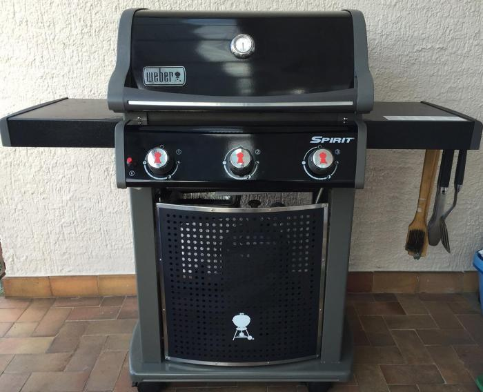 Weber Spirit E-310 Natural Gas Grill - Los Angeles