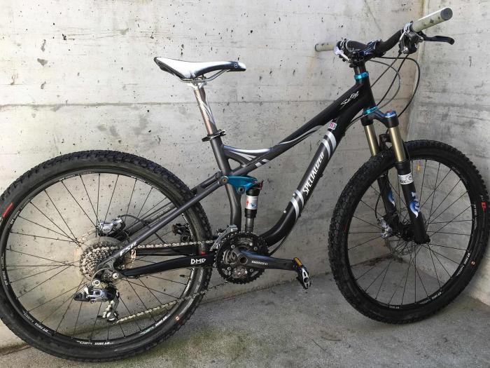 Mountain Bike - Specialized Safire Comp - Full Suspension - Los Angeles