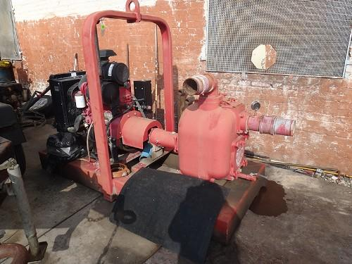 BERKELEY BSPD4 SELF-PRIMING TRASH PUMP - Los Angeles