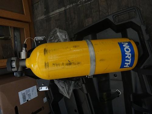 NORTH CTC/DOT OXYGEN TANK W/ CASE - Downtown, Los Angeles, California