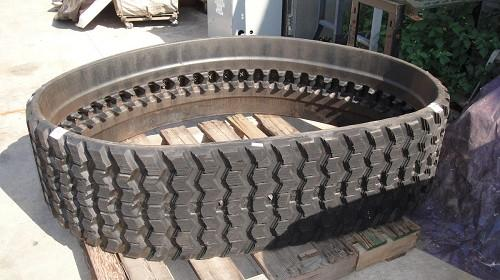 RUBBER TRACK 450MM 331/45857, 509 FOR JCB - Los Angeles
