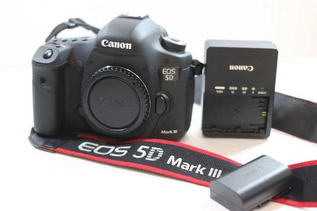Used Canon 5D Mark III - Los Angeles