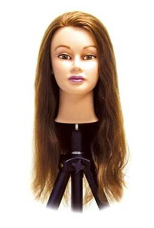 NEW Cosmetology Celebrity Human Hair Manikin - Los Angeles