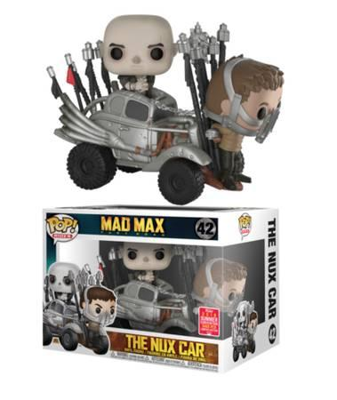 Mad Max - The Nux Car - Los Angeles