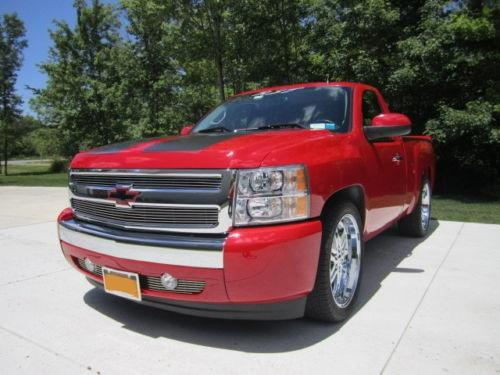 2007 Chevrolet Silverado 1500 Regency RST - Los Angeles