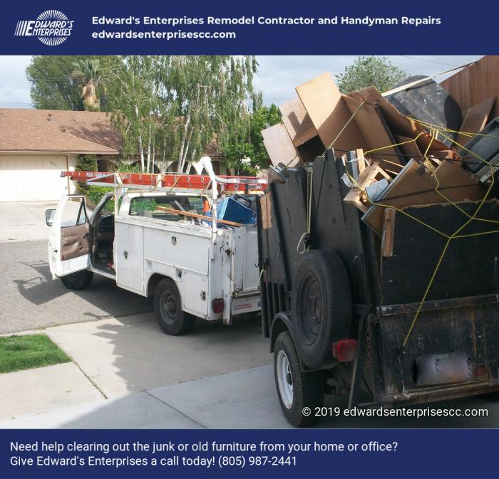Hourly and Licensed Handyman Services in San Fernando, CA - Los Angeles