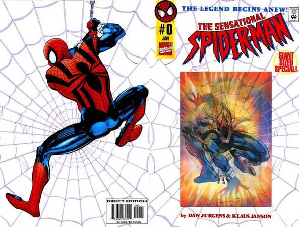 Comic Books: SPIDER-MAN, The Sensational (vol. 1) - Los Angeles